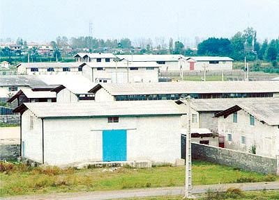 هفته جهادکشاورزی و افتتاح یک کارخانه در شفت