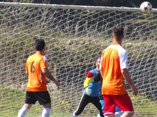 گنجار میزبان فوتبال دوستان شهرستان شفت است