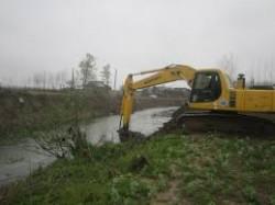 آسیب دیدگی ۷ سردهنه آبیاری در جریان طغیان رودخانه ها