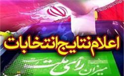 اعلام نتایج شمارش آرای انتخابات ریاست جمهوری و شوراها اسلامی شهر در شفت