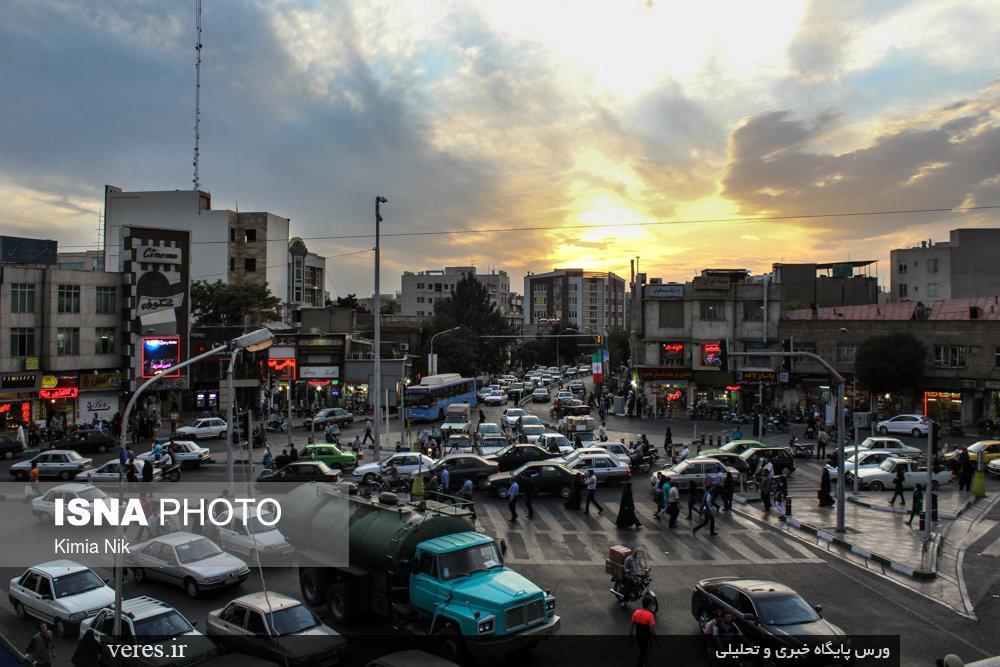 محله به محله در تهران
