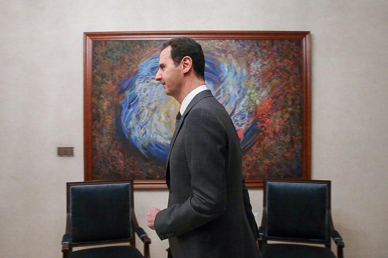 بشار اسد در آخرین گفتگوی مطبوعاتی خود چه گفت؟