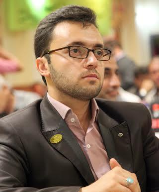 محمدحسین صیادپور سردبیر شکوفه های زیتون