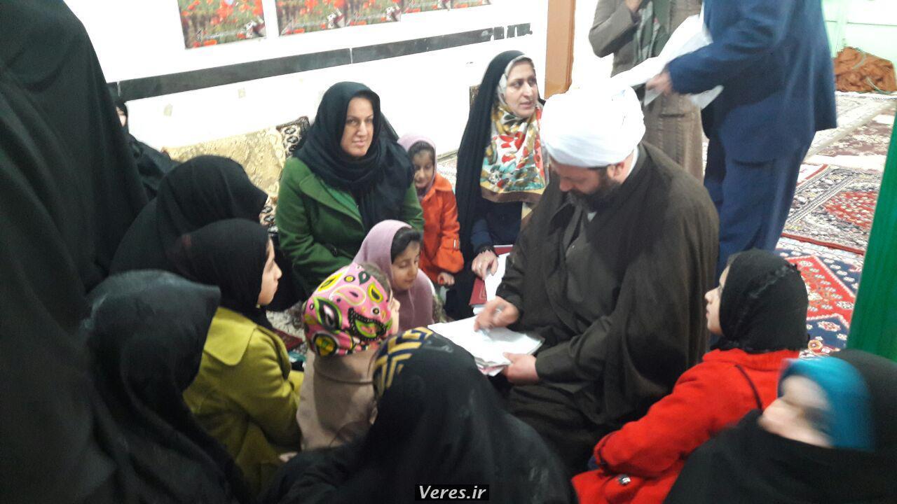 دیدار حجت الاسلام افتخاری با مردم احمدسرگوراب ، چوبر و نصیرمحله+تصاویر
