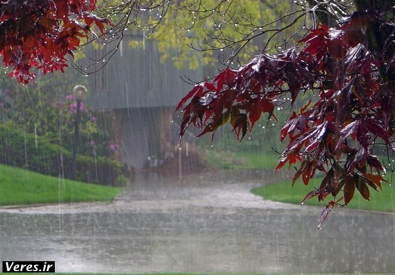 ادامه بارندگی و کاهش دما در گیلان