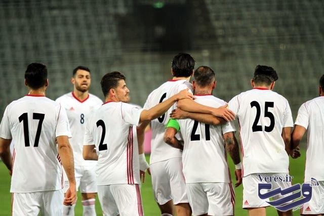 دیدار فوتبال ایران و عراق در زمین بی طرف برگزار می شود