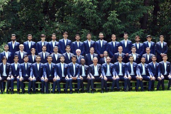 تیم ملی فوتبال ایران در جام جهانی روسیه