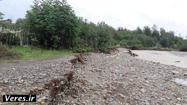آغاز عملیات ساماندهی رودخانه های فومن و شفت