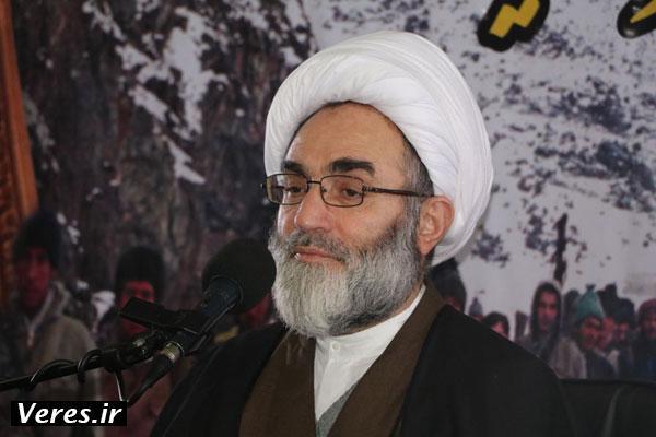 یادواره شهدای شهرستان شفت - بهمن 1397