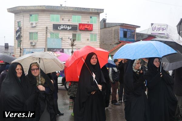 سالروز چهل سالگی انقلاب اسلامی در شفت