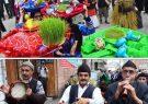 کوک ساز نوروز در دوشنبه بازار شفت