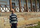 اوستا حسین کمساری آخرین بازمانده ازخاندان تفنگ ساز