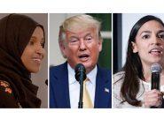 ادامه توهین ترامپ به نمایندگان زن کنگره