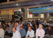مراسم گرامیداشت معلم ایثارگر در شفت برگزار شد