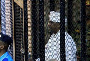 عمر البشیر در جلسه دادگاه: ۲۵ میلیون دلار از محمد بن سلمان دریافت کردم