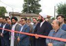 بهره برداری از ۱۸ طرح عمرانی و عام المنفعه در شهرستان شفت