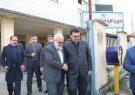 سفر مبارک رییس کمیته امداد کشور به شهرستان شفت
