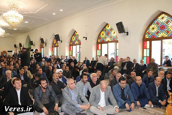 سومین روز درگذشت نماینده فقید در فومن