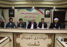 برگزاری آیین تودیع و معارفه فرماندار شهرستان شفت