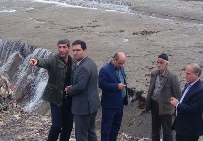 بازدید عمرانی فرماندار شهرستان شفت از ۴ روستای بخش احمدسرگوراب