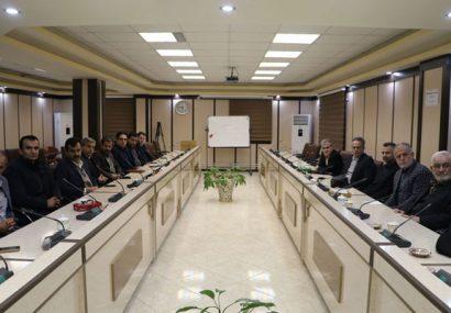 معرفی اعضای هیات اجرایی انتخابات مجلس شورای اسلامی در شفت