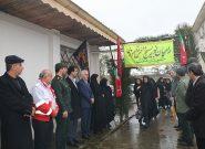 اعزام ۸۰ دانش آموز شفتی به مناطق عملیاتی دفاع مقدس