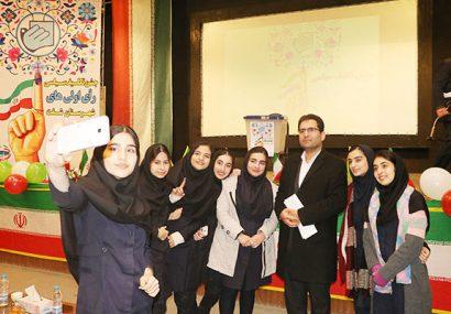 دانش آموزان سفیران سیاسی جامعه هستند