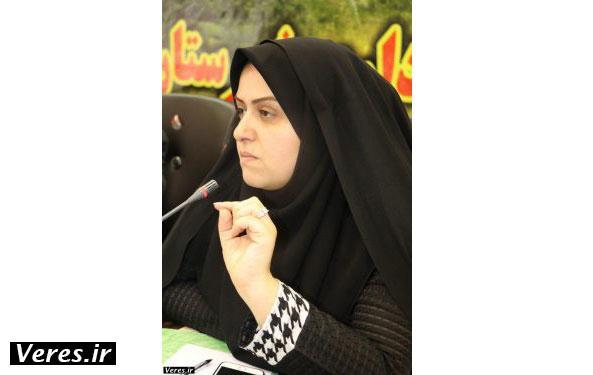 بخشداری مرکزی شهرستان خمام به «عصمت محمددوست» رسید