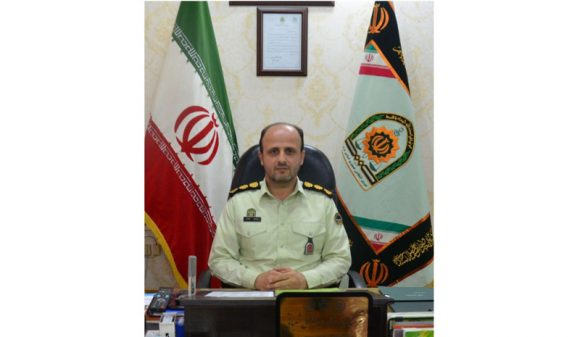شعبانی نیروی انتظامی