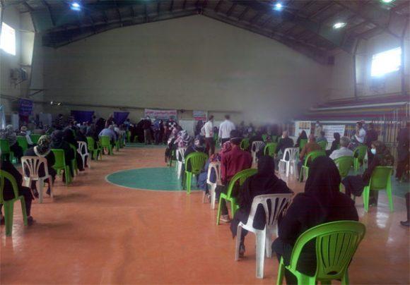 سالن امام خمینی شفت